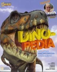 Burda Książki NG Dinopedia. Najlepsza encyklopedia dinozaurów - Dino Don Lessem