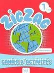 Zig Zag 1 A1.1 Zeszyt ćwiczeń - Vanthier Helene
