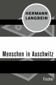 FISCHER Taschenbuch Menschen in Auschwitz