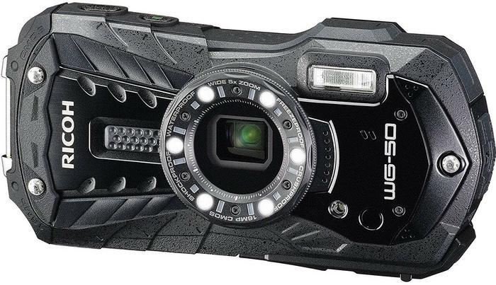 Ricoh WG-50 czarny