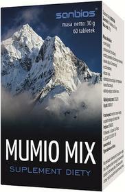 Sanbios Mumio Mix 500 mg 60 tabl.