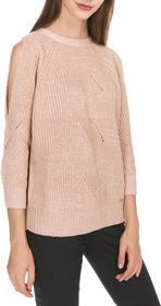 Guess Sweter Różowy XS (171255)