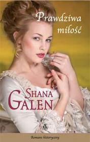 Amber Prawdziwa miłość - Romans historyczny - SHANA GALEN