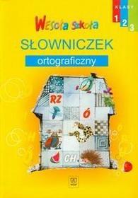 Kownacka Danuta Edukacja wczesnoszkolna Słowniczek 1-3 WSIP / wysyłka w 24h