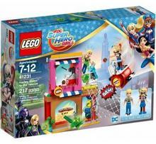 LEGO DC Super Hero Girls Harley Quinn na ratunek 41231