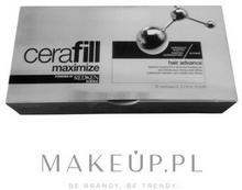 Redken Ampułki o podwójnym działaniu zapobiegające przerzedzaniu się włosów - Cerafill Aminexil Ampułki o podwójnym działaniu zapobiegające przerzedzaniu się włosów - Cerafill Aminexil