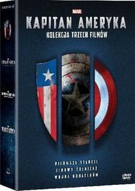 Trylogia: Kapitan Ameryka
