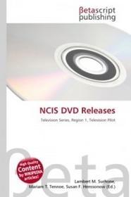Betascript Publishing NCIS DVD Releases