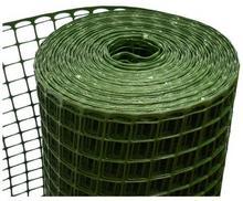 Siatka ogrodzeniowa K15 80 cm zielona 1 mb