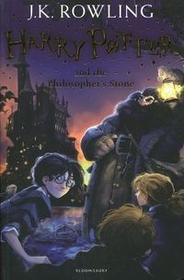 Bloomsbury Harry Potter and the Philosophers Stone - J.K. Rowling