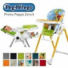 Peg Perego Prima Pappa Zero 3 - Krzesełko z funkcją leżaczka 0-15 kg 144_20161116112004