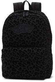 Vans plecak Realm Backpack Black Leopard 6I7)