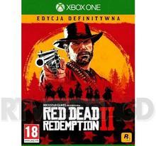 Red Dead Redemption II Edycja Definitywna XONE