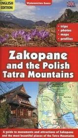 GAUSS Zakopane i Tatry Polskie Przewodnik wer. angielska - Opracowanie zbiorowe