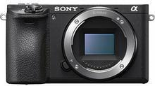 Sony A6500 + E PZ 18-110 mm f/4 G OSS