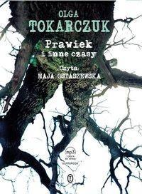 Wydawnictwo Literackie Prawiek i inne czasy Audiobook Olga Tokarczuk