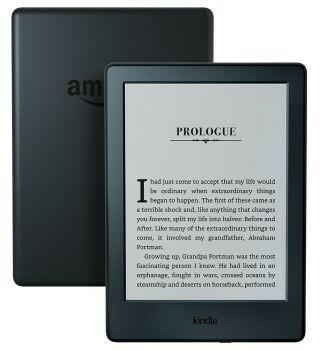Amazon Kindle 8 Touch bez reklam czarny