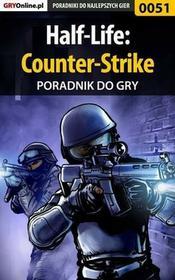 """Half-Life Counter-Strike poradnik do gry Piotr \""""Zodiac"""" Szczerbowski Fajek PDF)"""