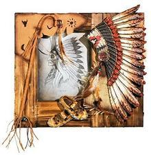 Katerina Prestige Western ramka na zdjęcia Indianie sprężyna kuchenny IN0159