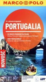 Marco Polo Andreas Drouve Portugalia. Przewodnik z atlasem drogowym