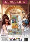 Egmont Concordia: Egipt / Kreta