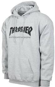 Thrasher bluza męska SKATE MAG HOODIE GRAY