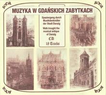 zbiorowa Praca Muzyka W Gdańskich Zabytkach. Różni wykonawcy CD / wysyłka w 24h