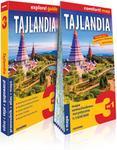 Przewodniki Byrtek Katarzyna Tajlandia. Przewodnik + atlas + mapa - mamy na stanie, wyślemy natychmiast