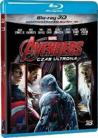 Marvel Studios Avengers: Czas Ultrona (2 Blu-ray 3D) Chris Hemsworth