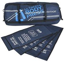 Ultimate Body Press Exercise sandbag with 4Sand Filler Bags, 50100lbs BSBL