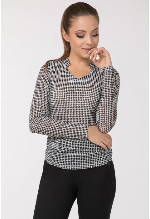 bec544c2f81ed1 Monnari Bluzka black&white – ceny, dane techniczne, opinie na SKAPIEC.pl