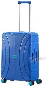 American Tourister LocknRoll mała walizka kabinowa - Skydiver niebieski 06G 11 003