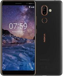 Nokia 7 Plus 64GB Dual Sim Czarny