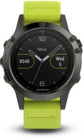 Garmin Fenix 5 Zielono-szary