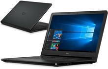 """Dell Inspiron 15 ( 3552 ) 15,6"""" HD, Pentium N3710, 500GB HDD, 120GB SSD, 4GB RAM, HD405, W10H"""