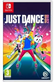 Just Dance 2018 NSWITCH