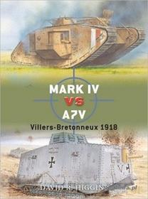 OSPREY PUBLISHING UKDUE 049 MARK IV VS A7V