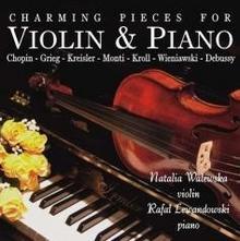 Soliton Charming Pieces of Violin & Piano CD praca zbiorowa