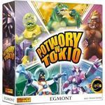 Egmont Gra Potwory W Tokio (Nowa Edycja)