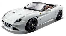 Bburago Model Ferrari California T open top 18 16904 1:18)