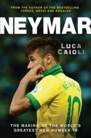 ICON BOOKS Luca Caioli - Neymar