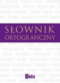 BOOKS Słownik ortograficzny - Praca zbiorowa