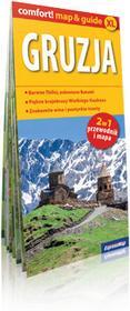 ExpressMap praca zbiorowa comfort! map&guide XL Gruzja 2w1. Laminowany map&guide XL 1:450 000