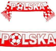 Szalik kibica POLSKA 1 szt. 22422