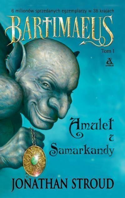 Amulet z Samarkandy - Jonathan Stroud