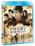 IMPERIAL CINEPIX Więzień labiryntu: Próby ognia (Blu-ray)