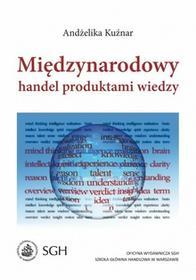 Międzynarodowy handel produktami wiedzy - dostępny od ręki, wysyłka od 2,99