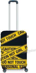 Pokrowiec na walizkę Caution BG BERLIN - rozmiar S - Caution BG002/02/129/S