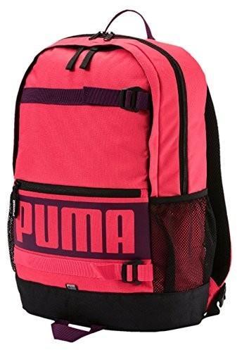 a1aad1b329503 Puma Unisex Deck plecak, różowy 74706 0007 – ceny, dane techniczne ...