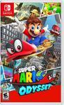 Opinie o Super Mario Odyssey SWITCH
